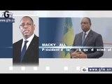 Discours Macky SALL président de la République du sénégal