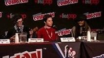 Steven Universe-Rebecca Sugar ❣ and Estelle ❣ Comic Con I Cartoon Network (FULL HD) 2017 tv series, movies hd