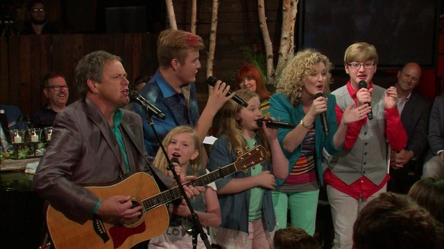 The Martin Family Circus - Mary Don't You Weep