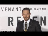 "Tom Hardy ""The Revenant"" Premiere Red Carpet in Los Angeles"