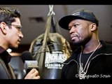 "50 cent ""If you are a boxing fan, you should not dislike MMA"""