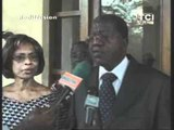 Le Président du PDCI-RDA Henri Konan Bédié a reçu une délégation du FPI à Daoukro