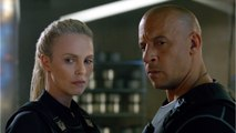 'The Fate Of The Furious' Speeds To Half-Billion Dollar Opening Weekend