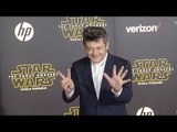 """Andy Serkis """"Star Wars The Force Awakens"""" World Premiere"""