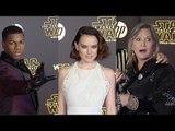 """Star Wars: The Force Awakens"" World Premiere - ARRIVALS"
