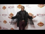 Obba Babatunde IF/THEN Los Angeles Premiere Red Carpet at Hollywood Pantages