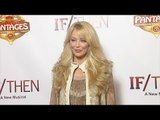 Charlotte Ross IF/THEN Los Angeles Premiere Red Carpet at Hollywood Pantages