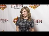 Jen Lilley IF/THEN Los Angeles Premiere Red Carpet at Hollywood Pantages