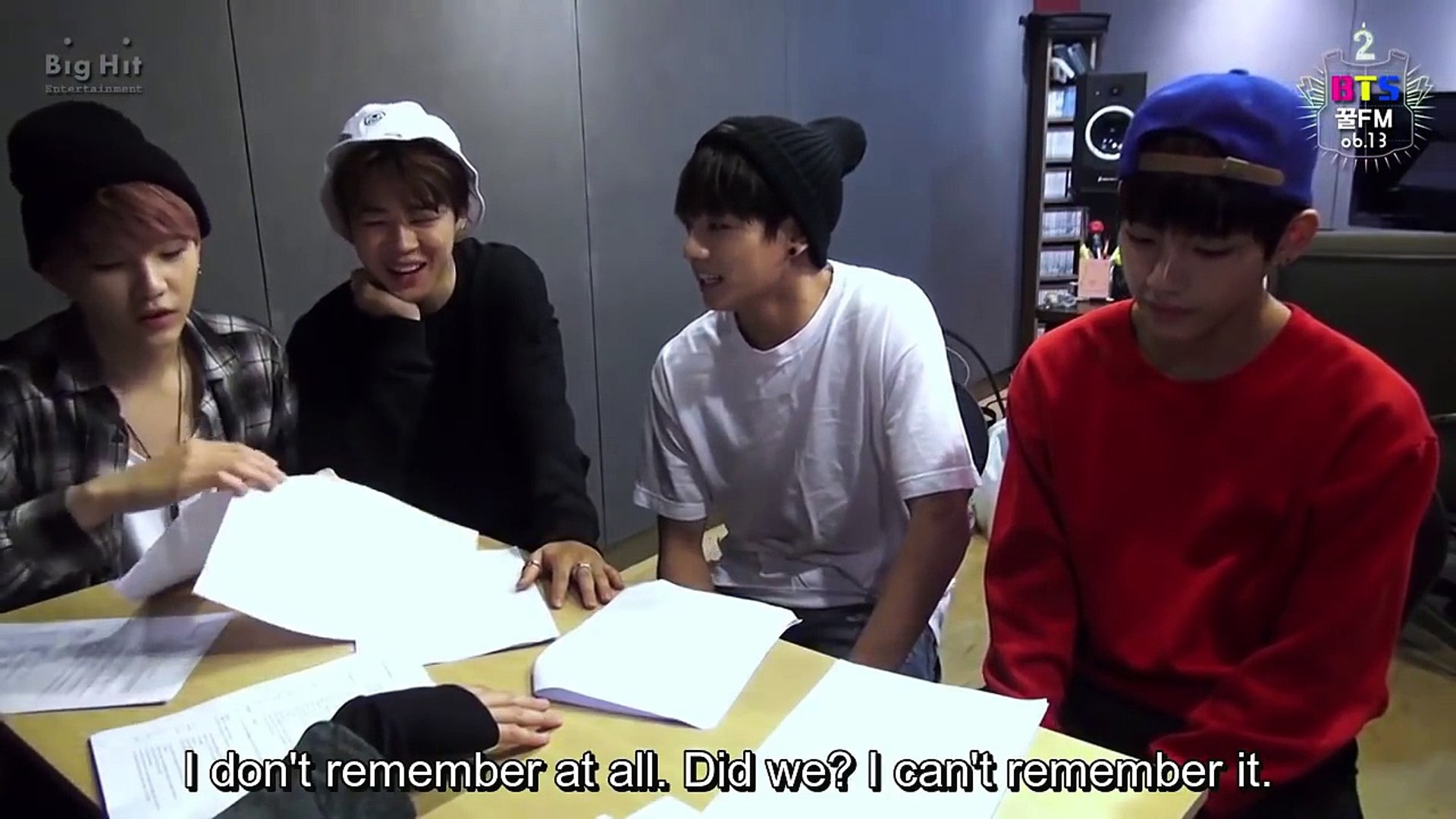 [Engsub] [방탄소년단] BTS COOL FM 06.13 - BTS 2nd Birthday 'BTS Festa 2015'