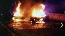 Plusieurs voitures incendiées à Hornu et Wasmes