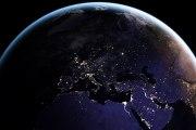 La Tierra de noche en imágenes de la NASA