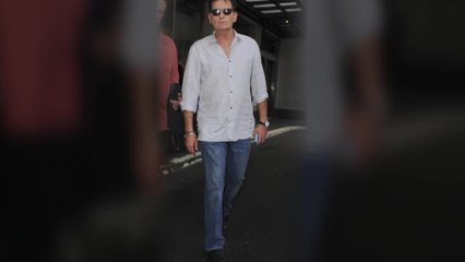 Charlie Sheen Takes New HIV Drug Treatment Through Food and Drug Administration (FDA)