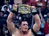 WWE Backlash 2006 John Cena vs Triple H vs Edge