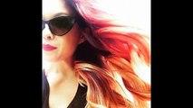 25 Creative Tweaks of Red Blonde Hair Color