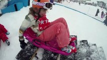 7 SECONDS CHALLENGE • Challenges entre soeurs dans la neige - Studio Bubble Tea-vjOmRtE9jIg
