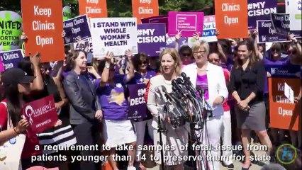 Oklahoma Supreme Court Takes Down Abortion Law