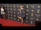 Jen Lilley Red Carpet Style at Days of Our Lives 50 Anniversary Party