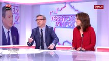 Best of de Territoires d'Infos avec Nicolas Dupont-Aignan, candidat (Debout la France) à l'élection présidentielle
