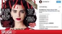 Kendall Jenner ignore complètement la débâcle de sa pub pour Pepsi