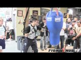 Lucas Matthysse vs. Humberto Soto: Matthysse trains for Soto