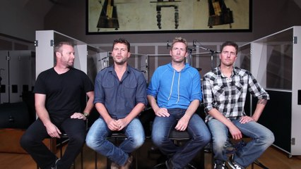 Nickelback - Behind The Album