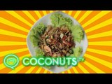 How to Make Thai Stir-Fried Noodles with Shrimp Yum Ep. 02 | Coconuts TV