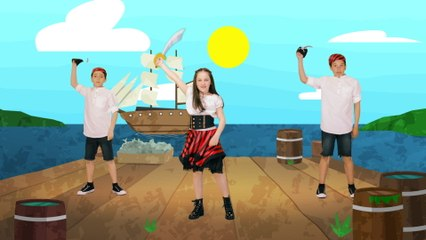 O Mundo Da Sara - Pirata
