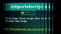 Fiverr Clone - Fiverr Script - Dice Clone Script - Upwork Clone Script