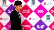 [RED CARPET] 161231 Lee Min Ho 이민호 @ SBS Drama Awards 연기대상