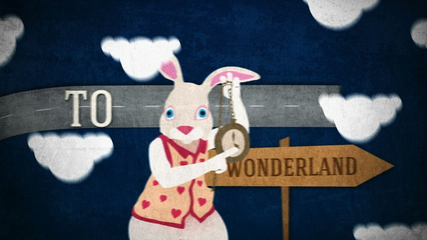 Clock Machine - Wonderland (Lyric Video)
