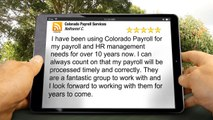 Human Resources Outsourcing Colorado Springs – Colorado Payroll Services Terrific Five Star Review