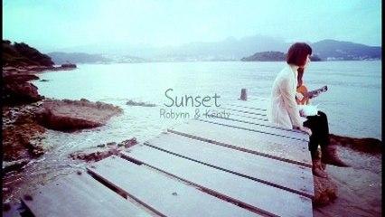 Robynn & Kendy - Sunset