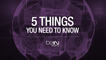 5 Things... Mourinho gives Chelsea the blues