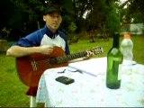Essai vocal  et guitare