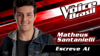 Matheus Santanielli - Escreve Aí