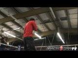 Nonito Donaire vs. Wilfredo Vazquez Jr.: Donaire full media workout video