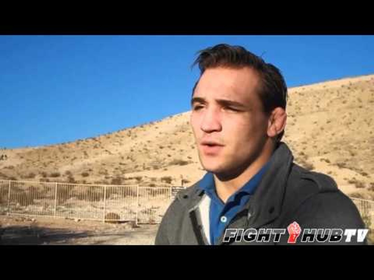 Michael Chandler talks about becoming the best lightweight in the world & favorite tv shows