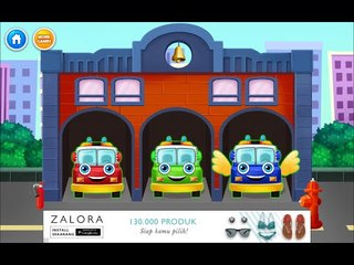 Fireman Train Rescue Android Games for Kids