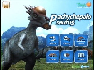 Learn Dinosaur with Fun Android Game Review - App for KIds