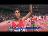 Athletics - Men's 800m - T46 Final - London 2012 Paralympic Games