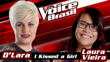 D'Lara - I Kissed A Girl