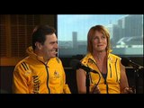 Daniel Fitzgibbon and Liesl Tesch overcome the odds to take ParalympicSailing gold