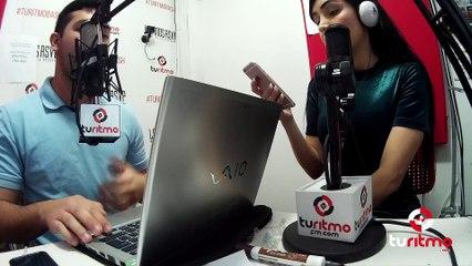 Pulso Deportivo con Ivon Beltran y Alejandro Puello a traves de www.TuRitmo.com