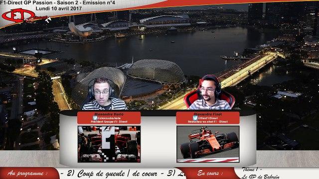REPLAY - F1-Direct GP Passion / Saison 2 - Emission 5
