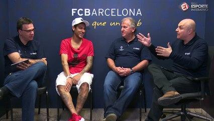 Neymar fala sobre CS