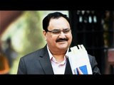 JP Nadda attacked with ink during AIIMS Bhopal visit | Oneindia News