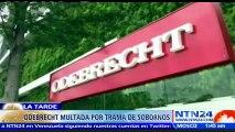 Justicia EE. UU. multa a Odebrecht por 2.600 millones de dólares por caso de corrupción en Brasil