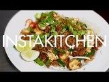 Instakitchen Bangkok E5: Mee Grob (crispy fried noodles)
