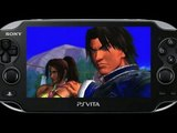 Street Fighter X Tekken PS Vita :  gameplay#2