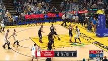 NBA 2K17 Stephen Curry,Kevin Durant & Klay Thompson Highlights v
